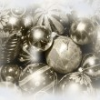 Royalty-Free Stock Photo: Balls for Christmas and the New Year.