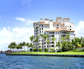 Condominio en miami, florida, estados unidos. — Foto de Stock