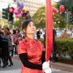 Chinese New year, Palermo, Italy. — Stock Photo #22254795