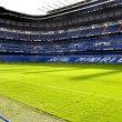 Stock Photo: Stadium Real Madrid, Spain.