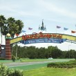 Disney Park, orlando, Florida. — Stock Photo