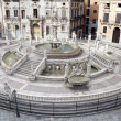 The fountain Pretoria, Palermo Sicily, Italy. - 