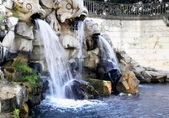 卡塞塔皇家宫殿意大利. — 图库照片