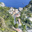 Taormina landscape, Sicily, Italy. — Stock Photo