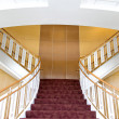 Internal staircase. — Stockfoto