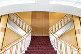 Internal staircase. — Stock Photo