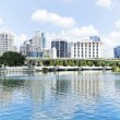 Orlando Florida, modern construcion. - Stock Photo