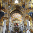 The Church of Martorana, Palermo, Sicily  — Stock Photo
