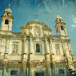 San Dominic Church , Palermo Italy. — Stock Photo