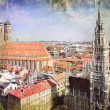 View of Munich, Germany  — Stock Photo