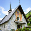 Litle church in Pejo Valley. — Stock Photo #27315377