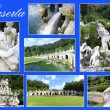 Royal Palace of Caserta, Naples Italy. — Stock Photo