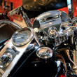 Harley Davidson motorcycle. — Stock Photo