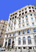 Excelsior Hotel in Naples. — Stock Photo