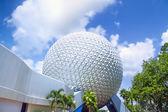 Epcot symbol, Disney World, Florida, USA — Stock Photo