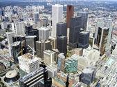 Skyscrapers of Toronto — Stock Photo