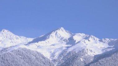 Sun Valley, Trentino, Italy. — Stock Video