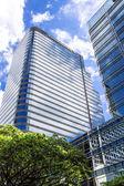 Miami, ofis binası. — Stok fotoğraf