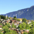 Village in South Tyrol, Italy — Stock Photo