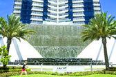 Yeşim ocean hotel miami, ocean drive, florida, abd. — Stok fotoğraf