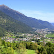 Val di Sole, Trentino Alto Adige, Italy. — Stock Photo
