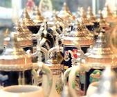 德国马克杯. — 图库照片