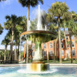 Stock Photo: Stetson University in Orlando, Florida.