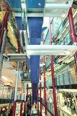 Shopping center in Frankfurt Germany. — Stock Photo