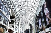 Obchodní centrum v torontu, kanada. — Stock fotografie