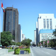 Stock Photo: Downtown Toronto, Canada.