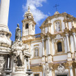 San Domenico Church in Palermo, Italy — Stock Photo
