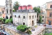San Cataldo Church in Palermo, Italy — Stock Photo