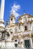 San Domenico Church in Palermo, Italy — Stock Photo