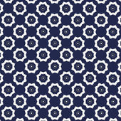 Blue Pattern background — Stock Photo