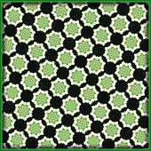 緑パターン背景 — ストック写真