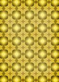 Yellow vertical pattern — Stock Photo