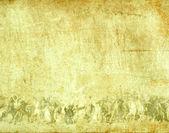 Grunge arka planla antik boyama — Stok fotoğraf