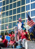 Orlando, USA - November 9 Veterans Day Celebration. — Zdjęcie stockowe