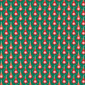 Christmas Pattern background — ストックベクタ