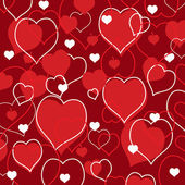 San Valentine background — Stock Vector