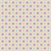 Flowers Pattern — Stock vektor