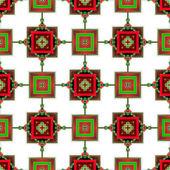 Christmas pattern — Stock Photo