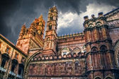 The Cathedral of Palermo, Sicily, Italy — Foto Stock