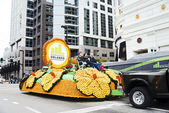 Orlando USA, December 30, 2013 - Florida Citrus Parate — Stock Photo