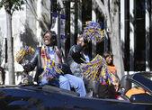 Martin luther king orlando, florida, 18 ocak 2014 yılında parade — Stok fotoğraf