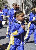Martin Luther King Parade in Orlando, Florida, January 18, 2014 — Stock Photo