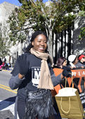 Martin Luther King Parade in Orlando, Florida, January 18, 2014 — Stock Photo