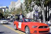 мартин лютер кинг парад в орландо, штат флорида, 18 января 2014 г — Стоковое фото