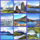 Perito moreno kolaj, arjantin, patagonya — Stok fotoğraf