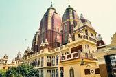 Laxmi Narayan Temple, Delhi India — Foto de Stock